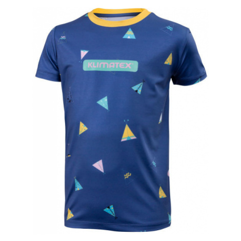 Klimatex ELILO blue - Children's T-shirt