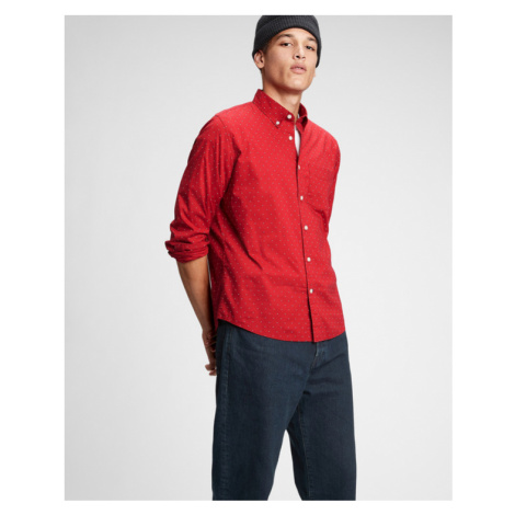 GAP Shirt Red