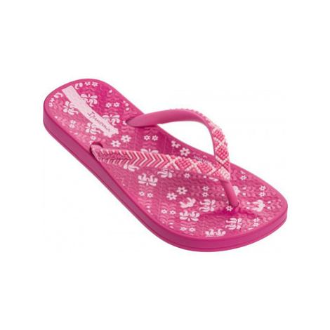 Ipanema Anatomic Lovely Kids girls's Children's Flip flops / Sandals in Pink