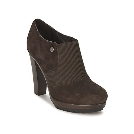 Alberto Gozzi SOFTY MEDRA women's Low Boots in Brown