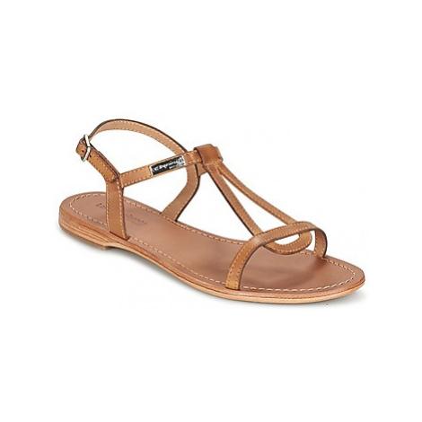 Les Tropéziennes par M Belarbi HAMESS women's Sandals in Brown