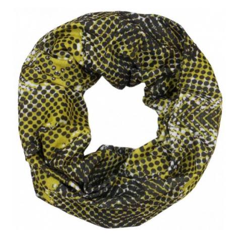 Finmark MULTIFUNCTIONAL SCARF black - Multifunctional scarf