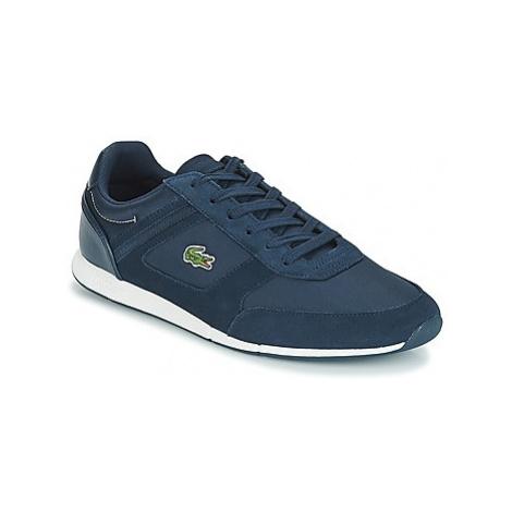 Lacoste MENERVA SPORT 318 1 men's Shoes (Trainers) in Blue