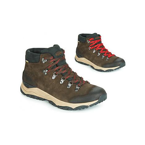 Keen FELDBERG APX WP men's Walking Boots in Brown