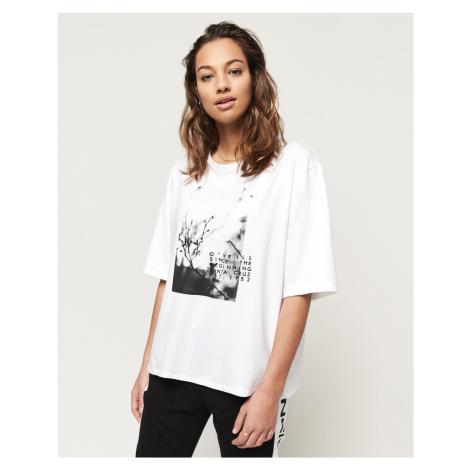 O'Neill Felines T-shirt White