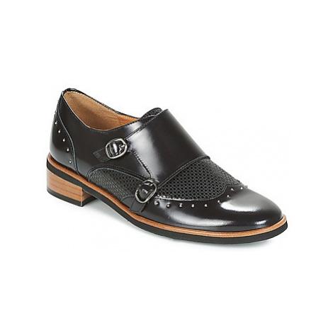 Karston JIBIN women's Casual Shoes in Black