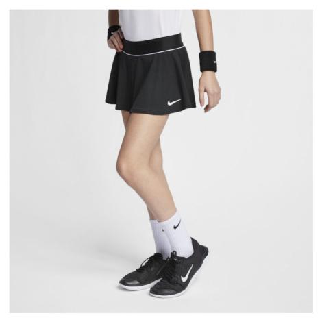NikeCourt Older Kids' (Girls') Tennis Skirt - Black