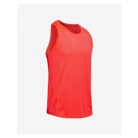 Under Armour Streaker 2.0 Top Red