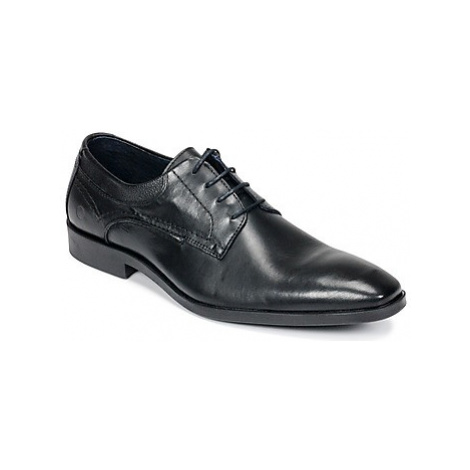 Carlington JEPRETO men's Casual Shoes in Black