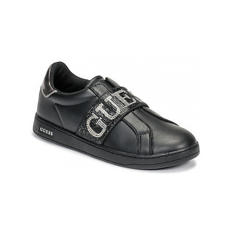 Guess CONNUR women's Shoes (Trainers) in Black