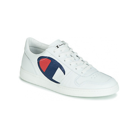 Champion 919 ROCH LOW men's Shoes (Trainers) in White