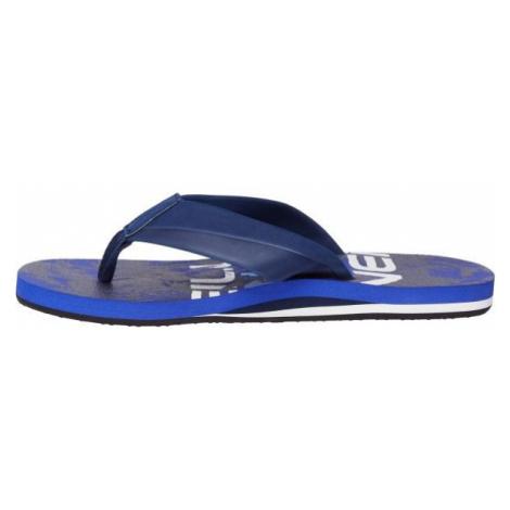 O'Neill FM IMPRINT PATTERN dark blue - Men's flip-flops