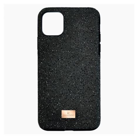 High Smartphone Case, iPhone® 11 Pro Max, Black Swarovski