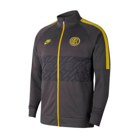 Inter Milan I96 Track Jacket - Grey Nike