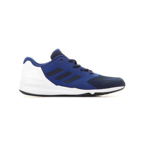 Adidas Adidas Crazy Train 2 CF M CG3099 men's Shoes (Trainers) in Blue