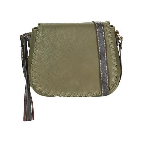 Loxwood SAC LINA women's Shoulder Bag in Kaki