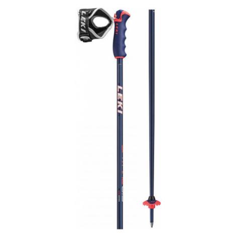 Leki SPITFIRE S blue - Downhill ski poles