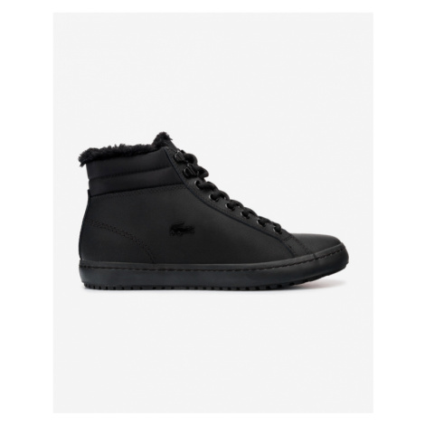 Lacoste Straightset Thermo Sneakers Black