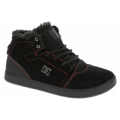 shoes DC Crisis High WNT - XKRW/Black/Red/White