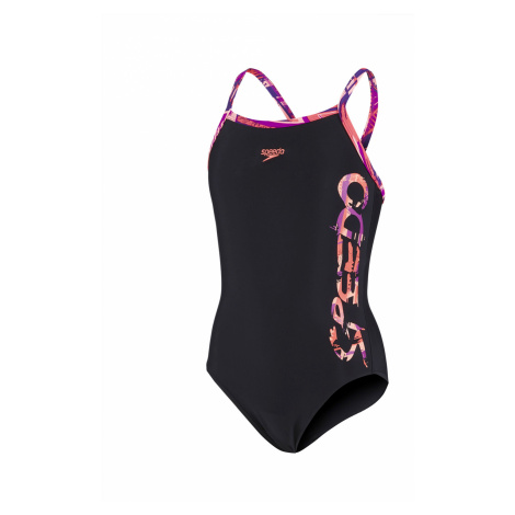 Girls Girls' Thinstrap Muscleback Swimsuit Speedo