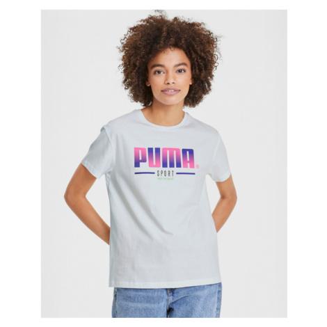 Puma Sport T-shirt White