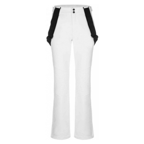 Loap LYPA white - Ladies' softshell trousers