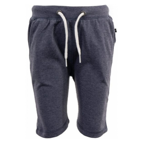 ALPINE PRO HASICO2 dark gray - Boys' shorts