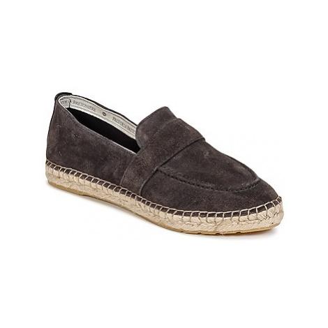 Fred de la Bretoniere FRANCOIS women's Espadrilles / Casual Shoes in Grey