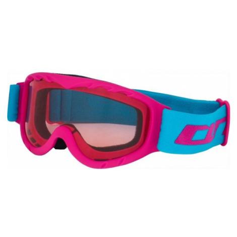 Arcore JUNO pink - Children's ski goggles