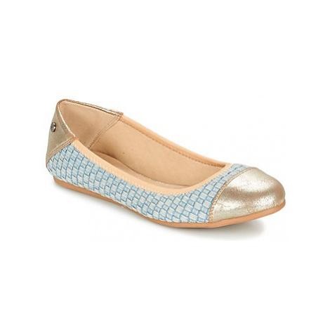 Kaporal BLAIR women's Shoes (Pumps / Ballerinas) in Blue