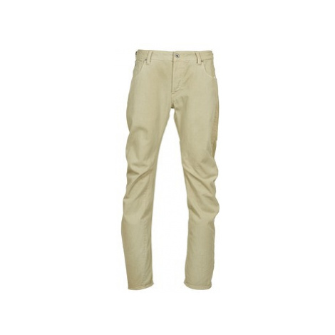 G-Star Raw ARC 3D SLIM men's Trousers in Beige