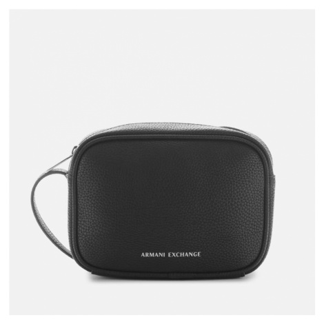 Armani Exchange Women's Camera Case - Black