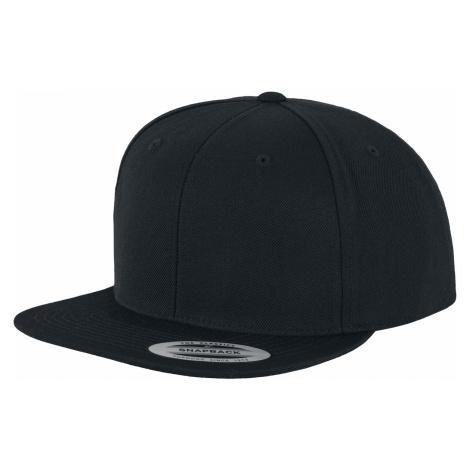 Flexfit - Organic Cotton Snapback - Snapback Cap - black