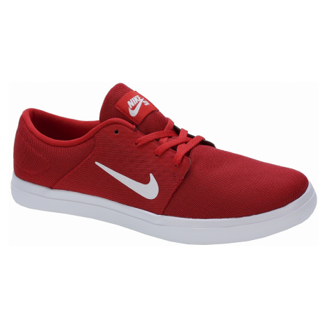 shoes Nike SB Portmore Ultralight - University Red/White/Gym Red