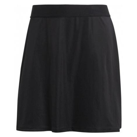 adidas CLUB LONG SKIRT black - Women's skirt