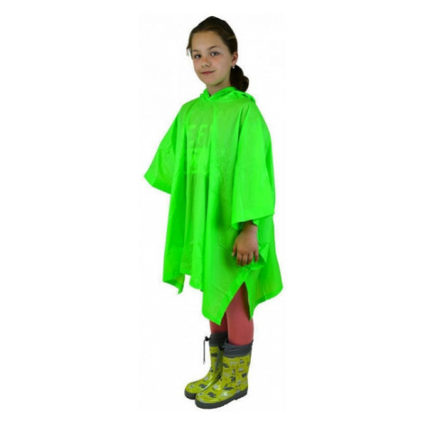 Pidilidi PONCHO green - Kids' raincoat