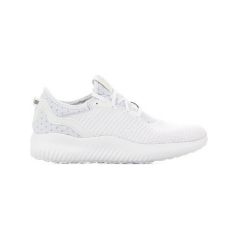 Adidas Adidas Alphabounce Lux W BW1217 women's Shoes (Trainers) in White