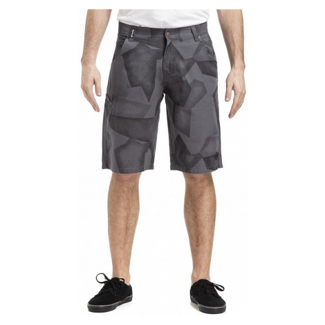 shorts Meatfly Bobber - B/Gray Shade Mono - men´s