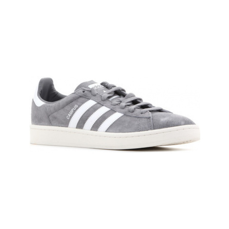Adidas Adidas Campus BZ0085 men's Shoes (Trainers) in Grey