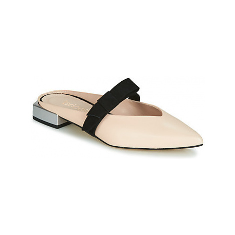 Fericelli JOLINETTE women's Mules / Casual Shoes in Pink