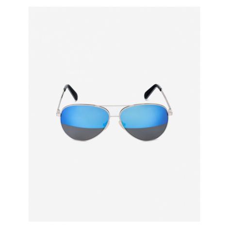 Philipp Plein Free Small Sunglasses Blue Silver