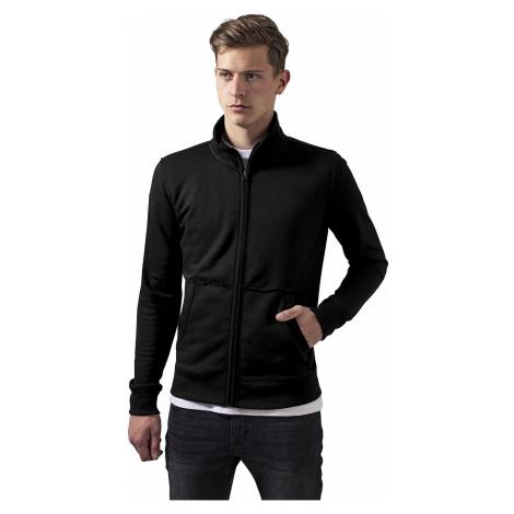 sweatshirt Urban Classics Loose Terry Zip/TB1403 - Black