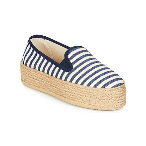Betty London GROMY women's Espadrilles / Casual Shoes in Blue