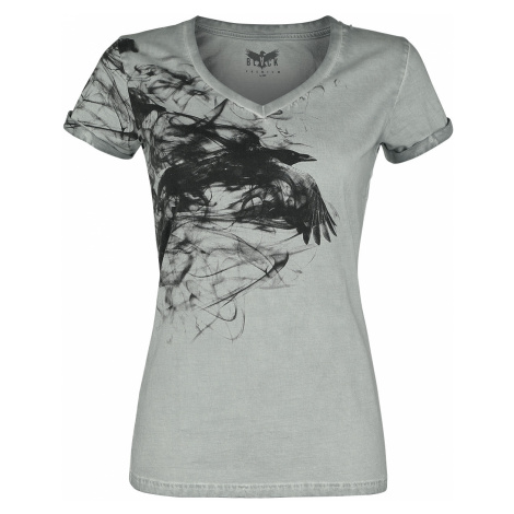 Black Premium by EMP - Shades Of Truth - Girls shirt - grey