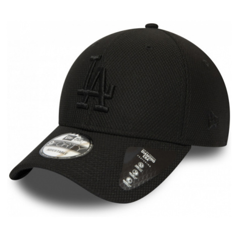 New Era 9FORTY DIAMOND ERA LOS ANGELES DODGERES black - Men's baseball cap
