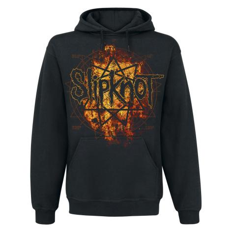 Slipknot - Radio Fires - Hooded sweatshirt - black