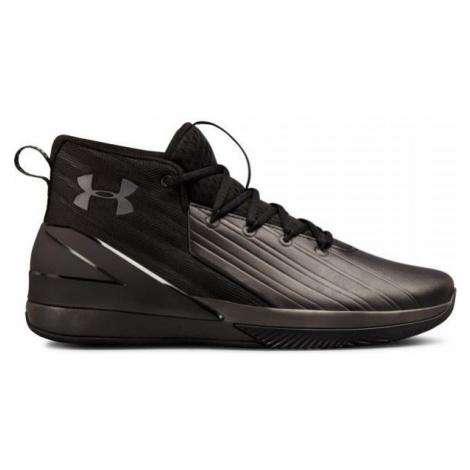 Under Armour LOCKDOWN 3 black - Men's basketball shoes