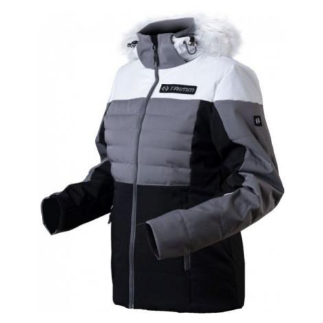 TRIMM GIRA white - Women's ski jacket