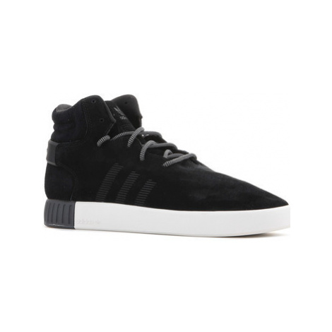Adidas Adidas Tubular Invader S80243 men's Shoes (High-top Trainers) in Black