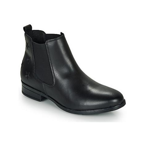 Betty London LISELOTTE women's Mid Boots in Black